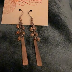New Cooper dangle earrings